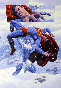 Superman p31, Brothers Hildebrandt