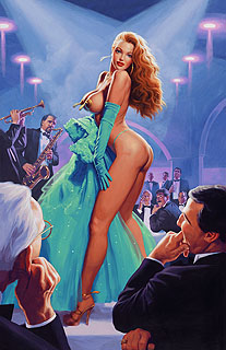 Emerald Evening - Photo Print - Large, Greg Hildebrandt