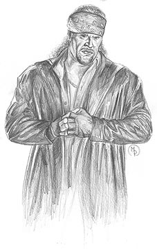 Undertaker, Mark Romanoski