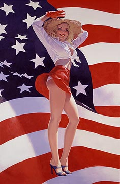 American Beauty - Photo Print - Large, Greg Hildebrandt