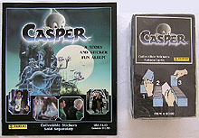 CASPER the MOVIE! Story & sticker book, Misc.