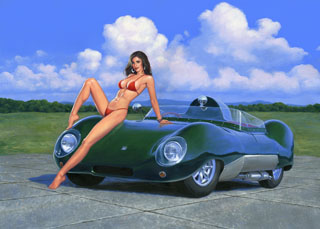 Lucky Lotus - Photo Print - Large, Greg Hildebrandt