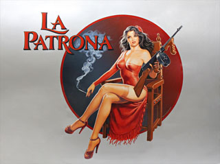 La Patrona - Photo Print, Greg Hildebrandt