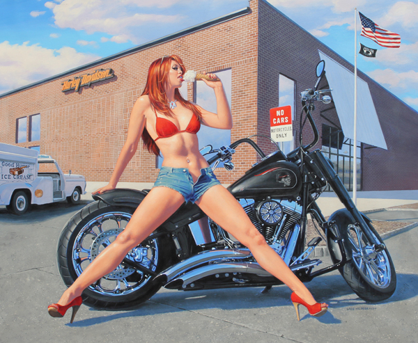 Independence Day - Photo Print, Greg Hildebrandt